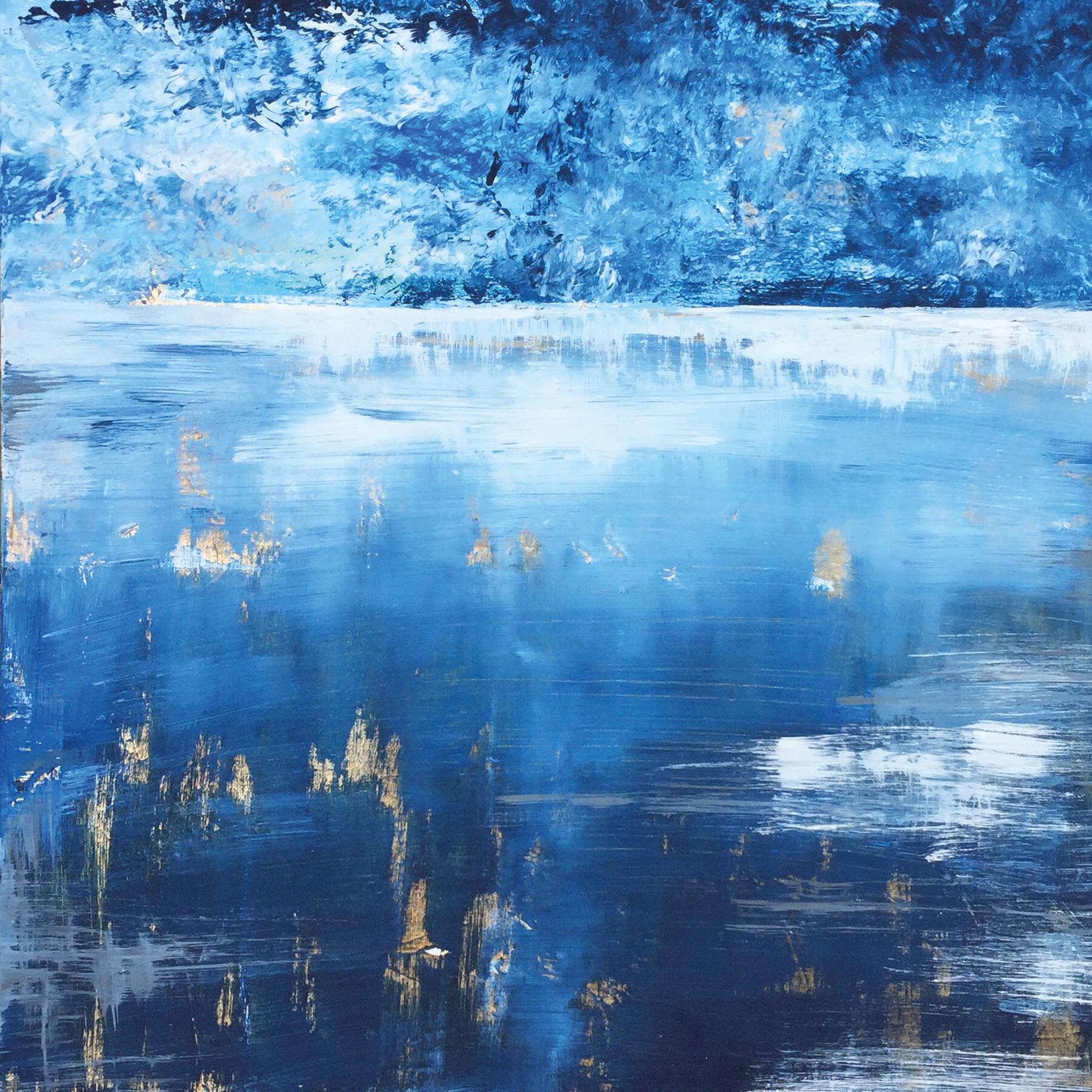 Frozen Lake – Judelia