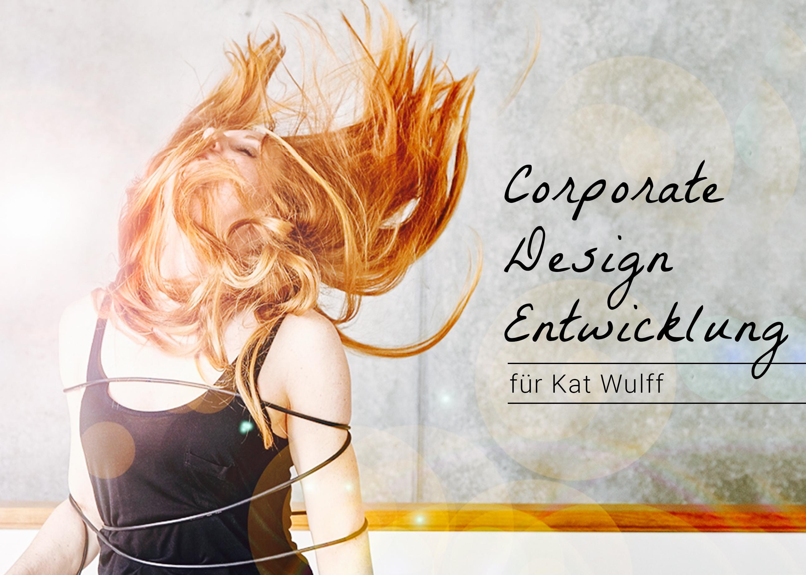 Kat Wulff – Corporate Identity
