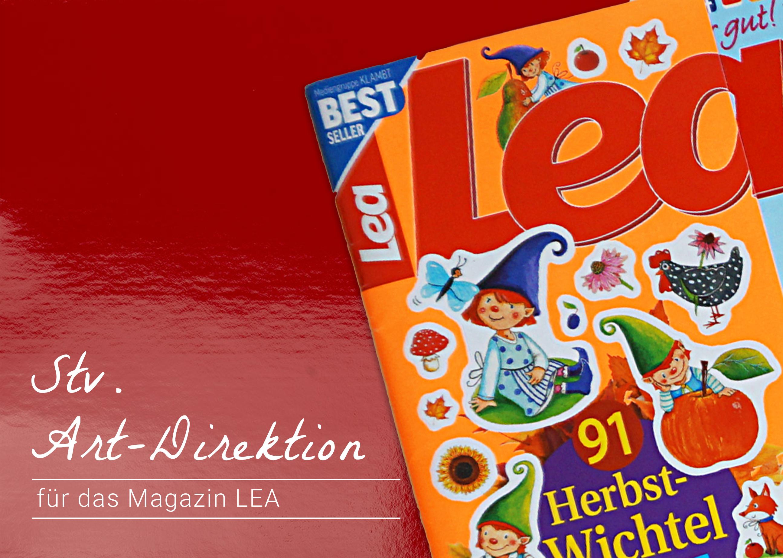 LEA Magazin