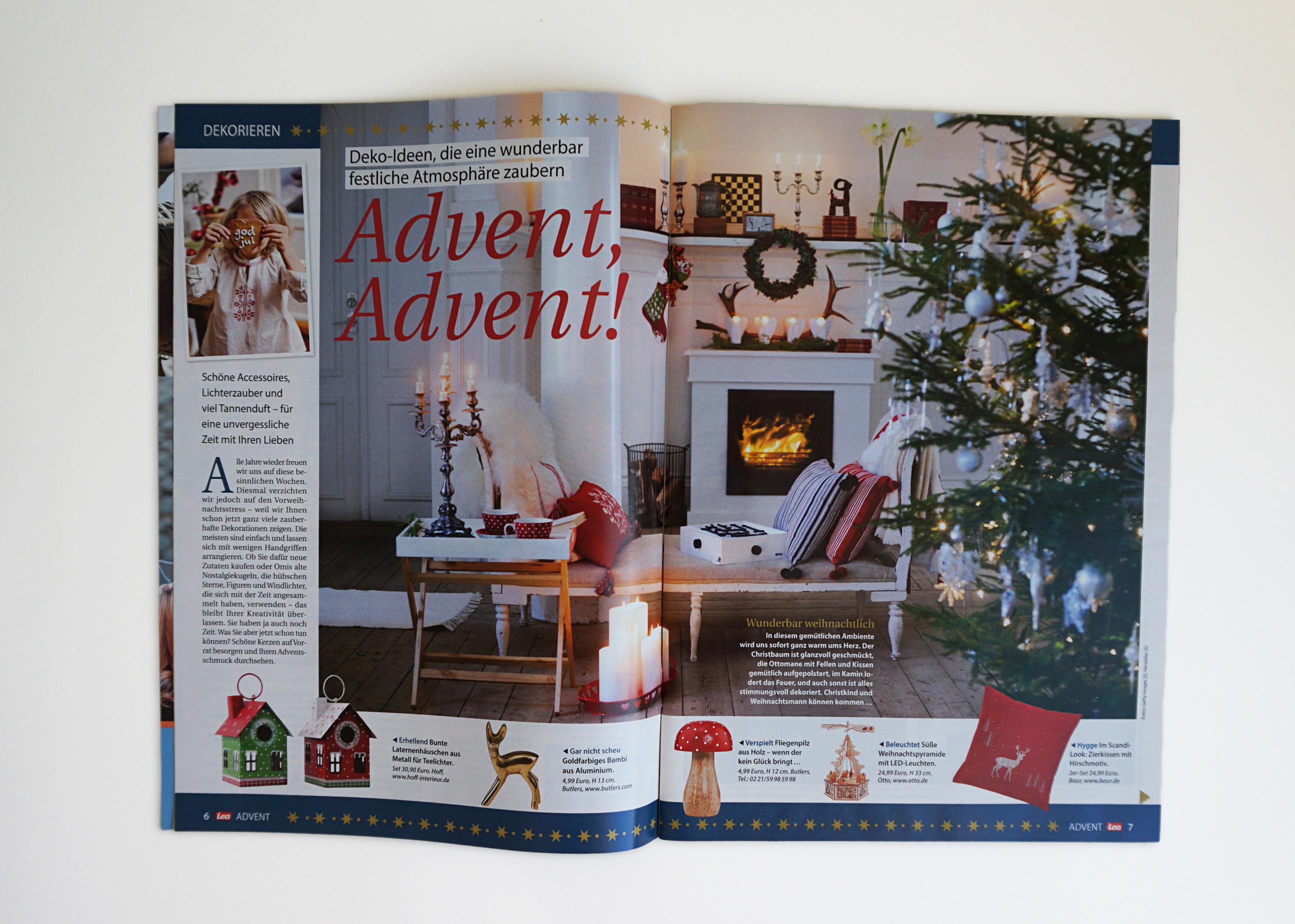LEA Magazin Weihnachtsspecial