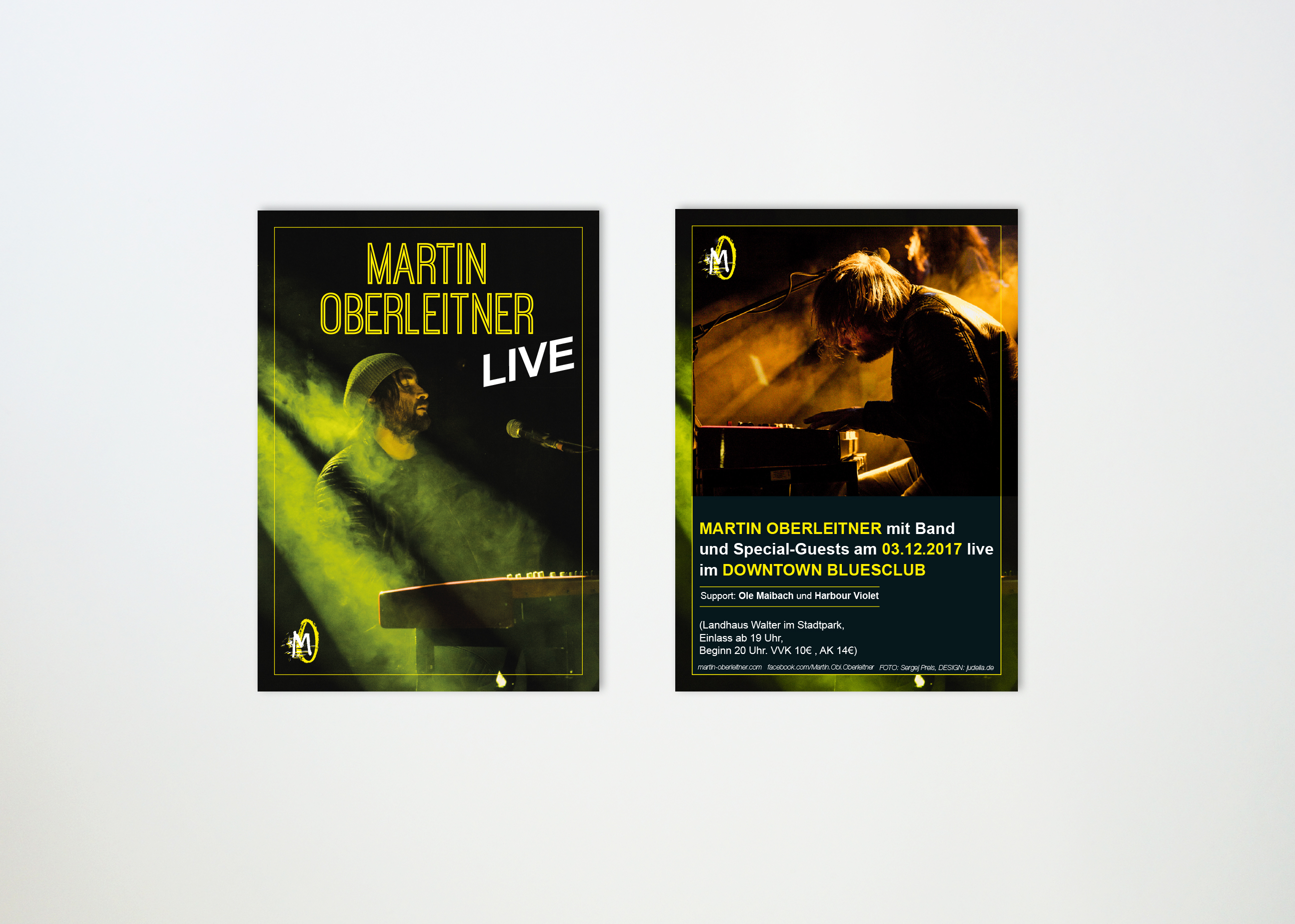Martin Oberleitner – Corporate Identity