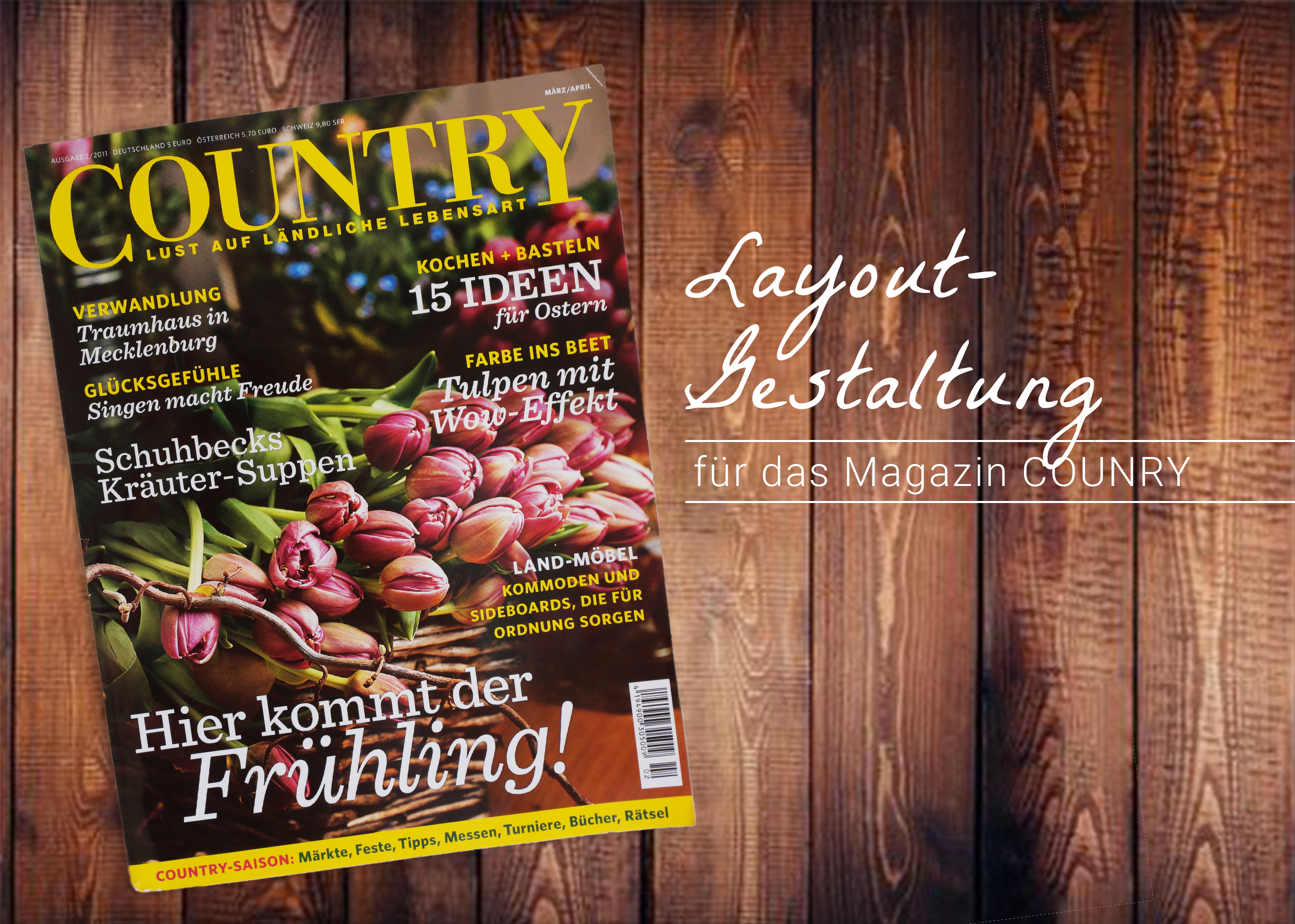 COUNTRY Magazin