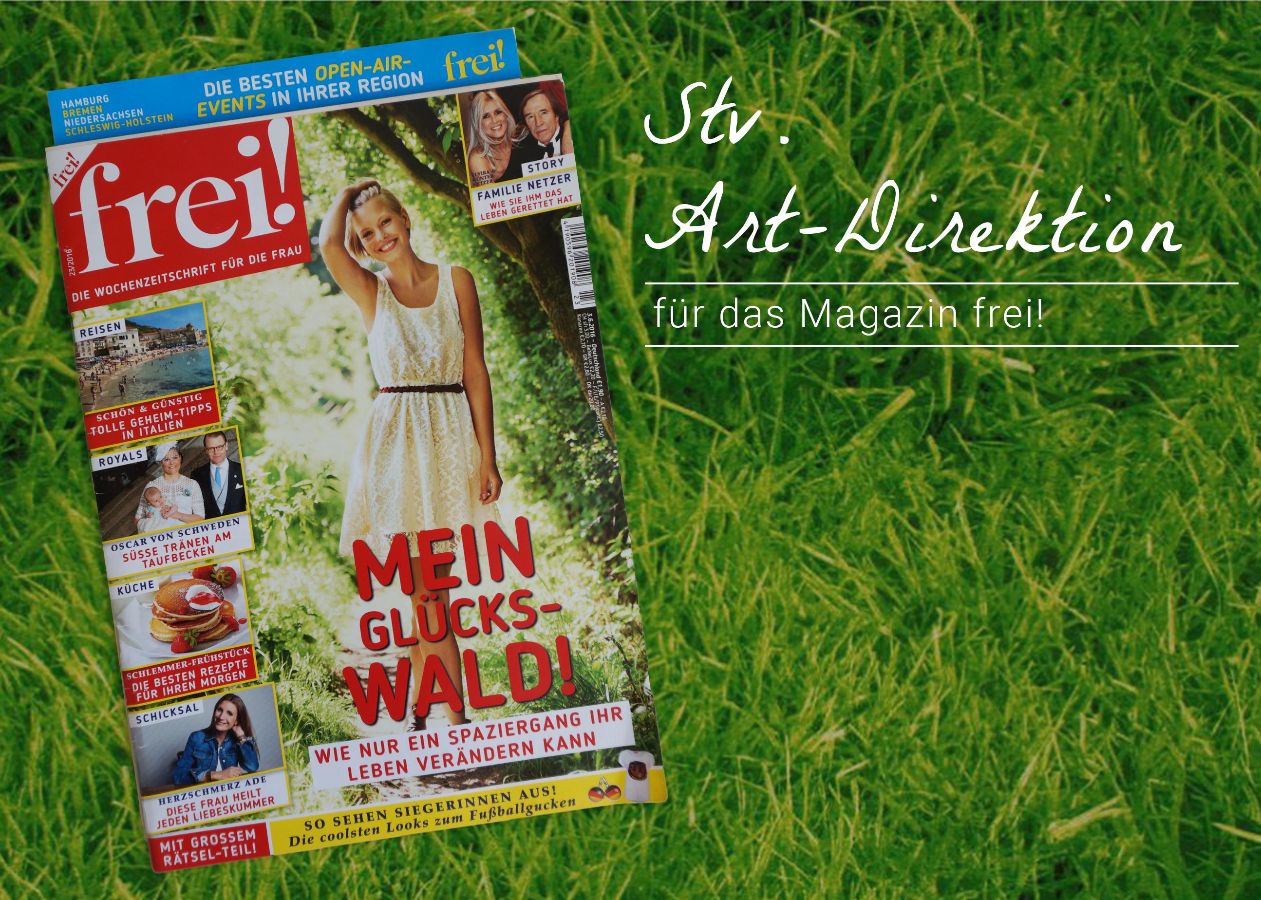 frei! Magazin